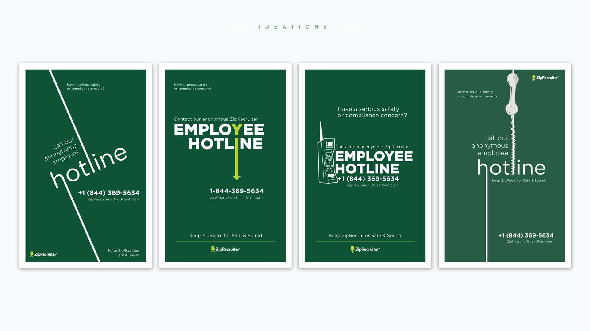employee hotline poster ehab aref