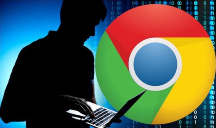 Sahte Google Chrome Güncellemesi