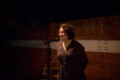 a performer at Ehalakasa Talk Party