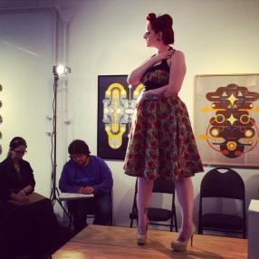 Dr. Sketchy Vancouver