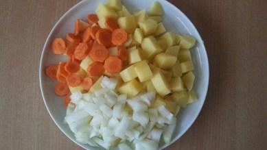 Суп с фрикадельками2