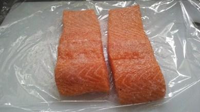 Малосольный лосось 3
