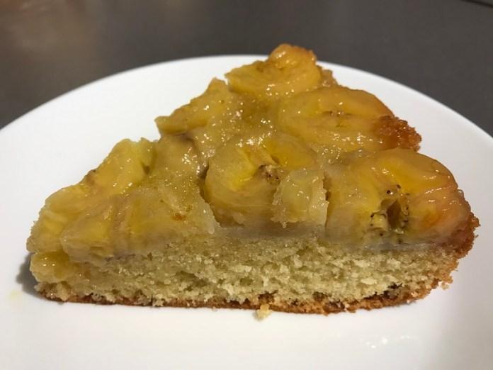 Банановый пирог с карамелью _8