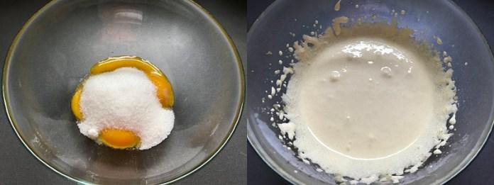 Ягодный пирог с безе _4