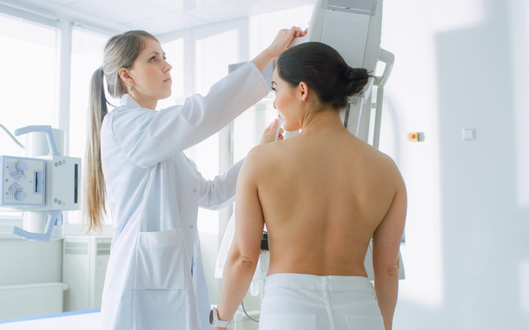4 WAYS OF OVERCOMING YOUR MAMMOGRAM FEARS