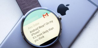 Ceas smartwatch Android