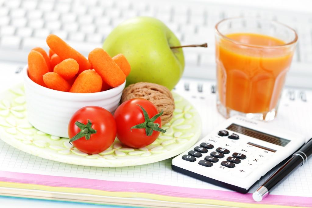Calculator de calorii pentru slăbit rapid