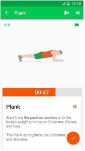 aplicație pentru fitness 2