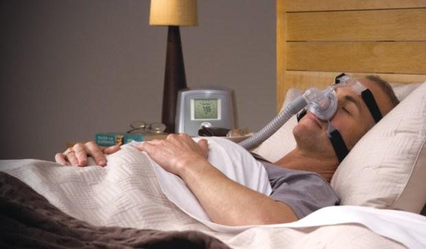 apneea în somn masca CPAP