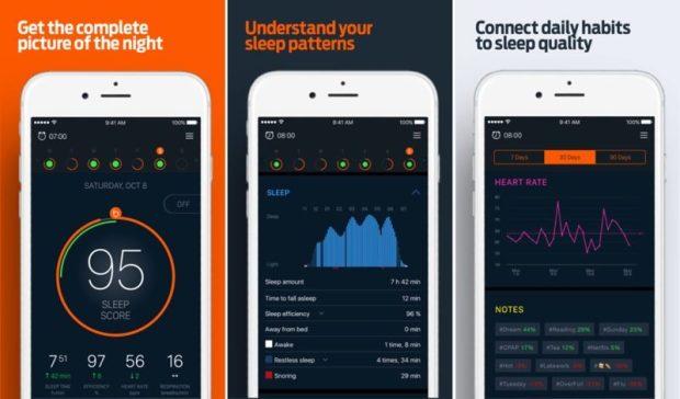 sisteme de monitorizare a somnului aplicatie beddit