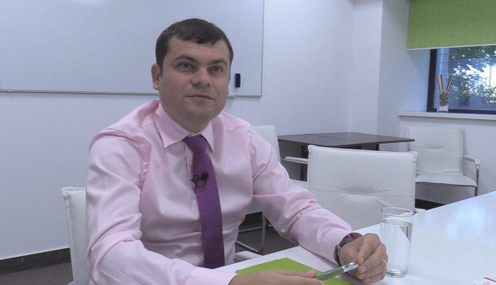 Marius Ciuperca, CEO Setrio