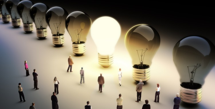 The evolution of an idea...and how to put it into practice
