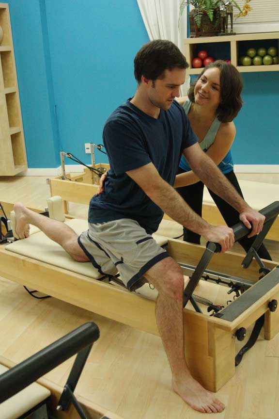 Pilates for Injuries