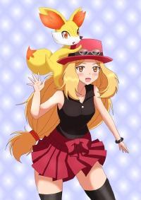 pokemon hentai ash and serena