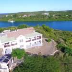 North Sound Views Drone Closeup