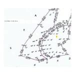 Survey Plan, Lot Size 0.66 acre