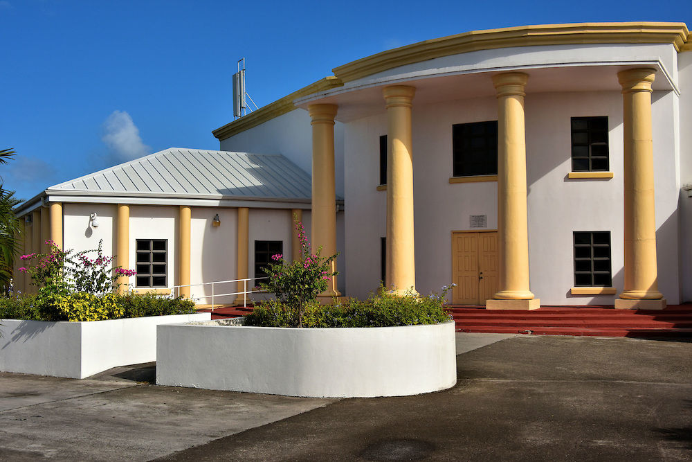 Antigua-St-Johns-Parliament-Building-Government-Complex