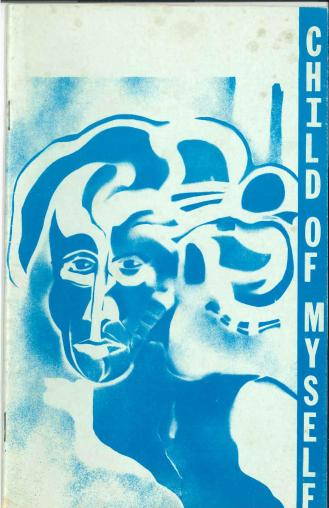 """Child of Myself Cover"" Loyola University Chicago. Women & Leadership Archives. Connie Kiosse Papers"
