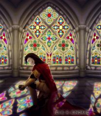 Lask In The Chapel