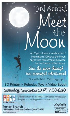 #31995 Meet the Moon 3rd Annual