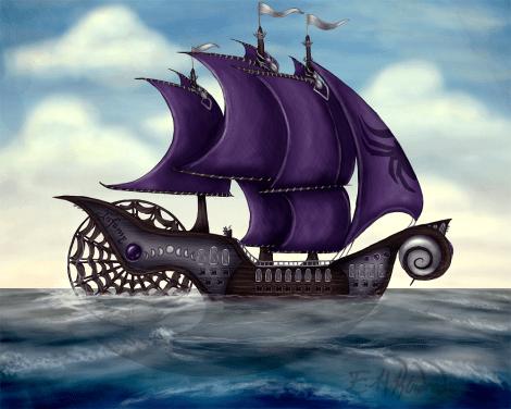 Falient's Ship