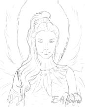 Tathiana Sketch