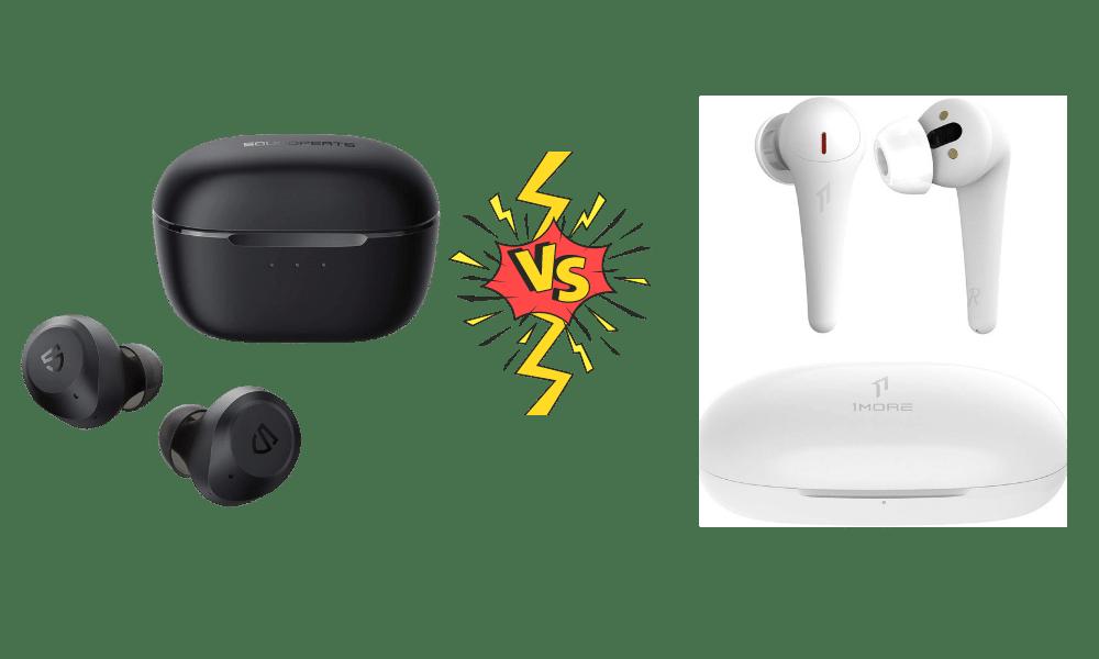 1More ComfoBuds Pro vs Soundpeats T2