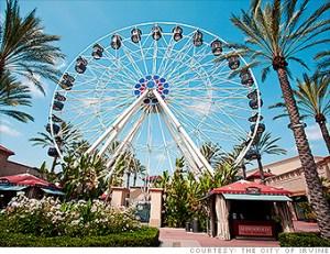 Ferris Wheel Irvine Spectrum