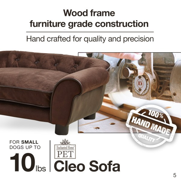 Cleo Ultra Plush Sofa