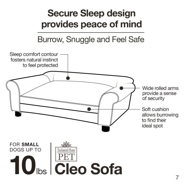 Cleo Ultra Plush Sofa