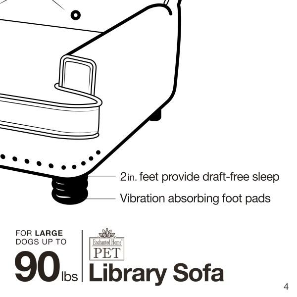 Library Sofa