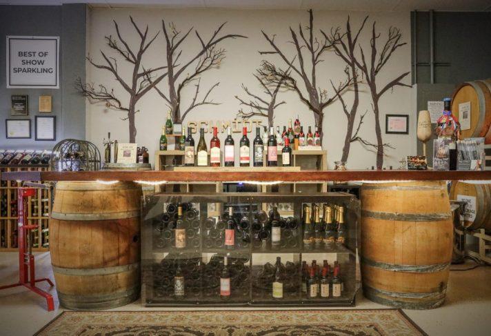 Earhart Tasting Room