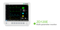 ZD120E Multi-Parameter Monitor