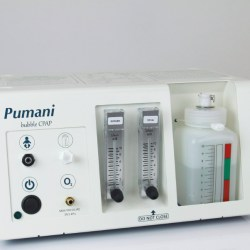 Pumani Bubble CPAP