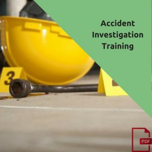 free download accident investigation training