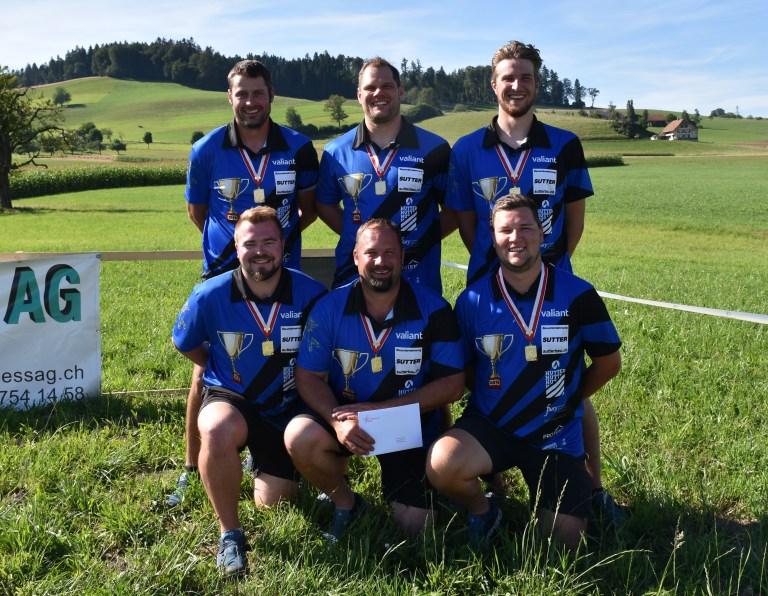 Gruppenmeisterschaft OZHV