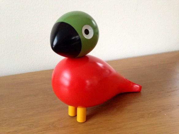 Kay Bojesen fugl