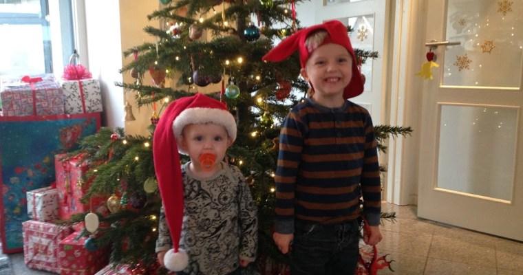 Jul i det lille hus