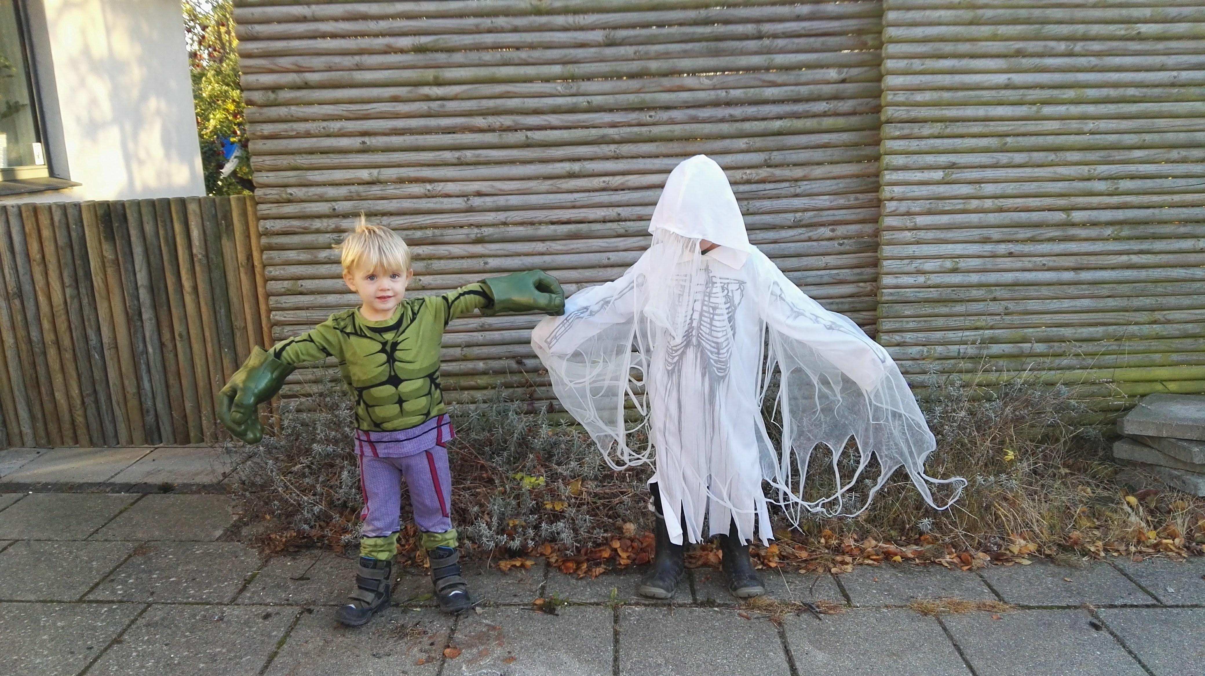 Halloween uhygge