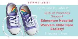 Lovable Labels Fundraiser