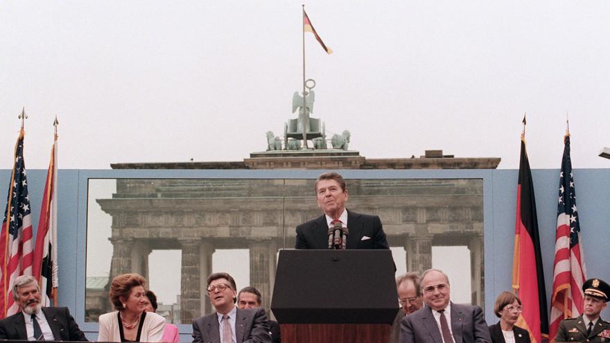 Berlin Wall Tear Down