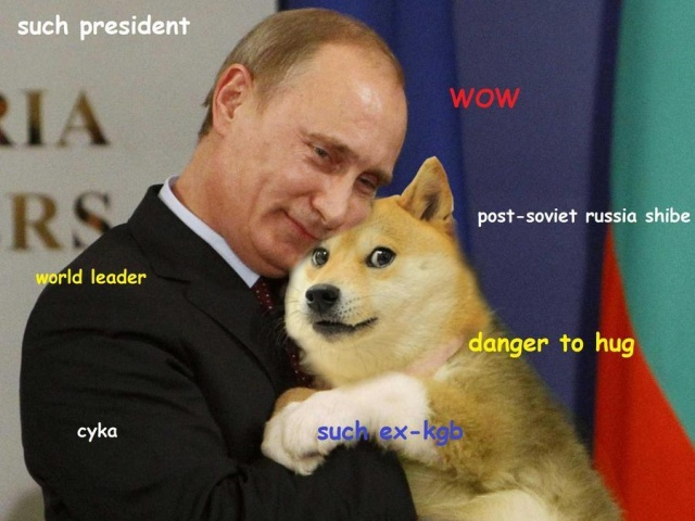 Russia Just Reminded Us That These Putin Memes Are Illegal