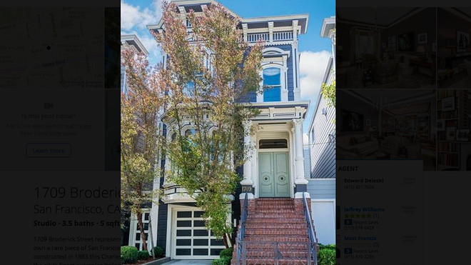 Full House Home In San Francisco S