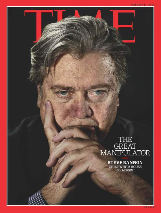 Image result for bannon time