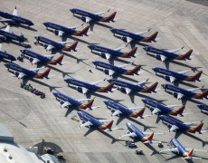 Boeing gets $5.9 billion of orders for grounded 737 MAX jet