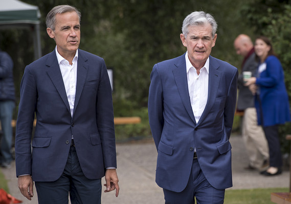 Fed lowers interest rate by a quarter-point, and many on panel foresee another cut this year