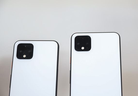 Google unveils new Pixel 4, Pixelbook, and home devices