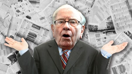 Stop Spreading The News; Warren Buffett Throws In The Towel On Newspaper  Business - MarketWatch