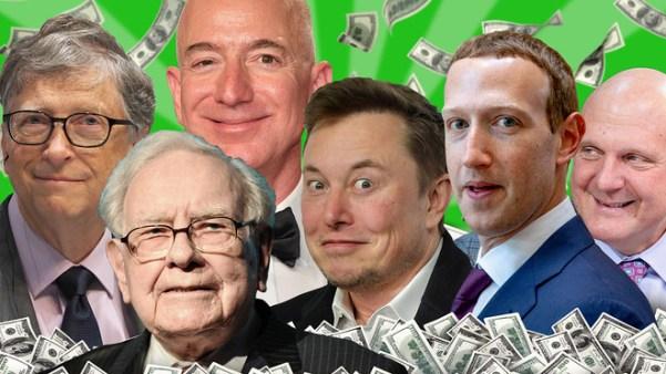 Bill Gates, Elon Musk, Jeff Bezos and the rest of the 'Oligarchic Dozen' just reached a 'disturbing milestone' - MarketWatch