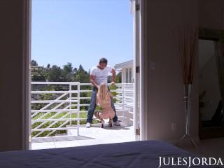 Jules Jordan – Alex Grey's Teen Ass Is Open For Business